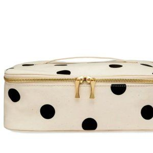 Kate Spade Deco Dot Lunch Carrier Tote Insulated